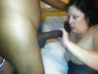 Video cuckold reale con uccello nero